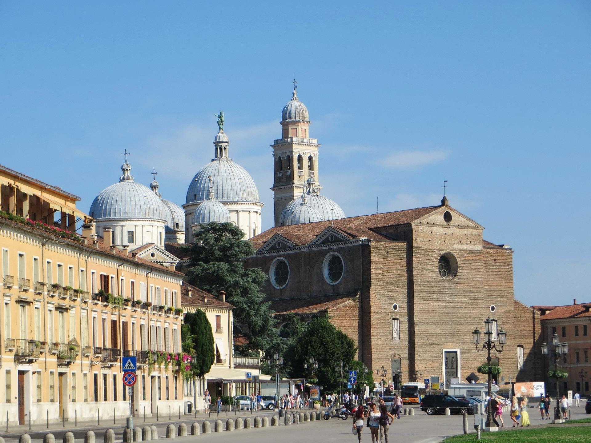 Innenstadt Padova